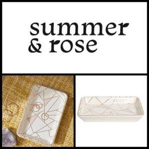 ✨Summer & Rose Celine Trinket Dish✨